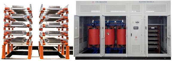三、性能指标 电压等级:6.3KV、10.5KV、35KV 故障电流:5000A 阻值范围:1500 通电时间:10s、30s、60s、10min。 防护等级:IP00IP54 安装方式:室内,室外。 允许温升: 最大温升为760; 四、型号说明  系统电压:6.3KV、10KV、35KV 短时故障电流:50~2500A。 通电时间:10s、30s、60s、10min 五、产品技术资质 国家高压电器质量监督检验中心颁发的《检验报告》NO:120579G 六、部分用户业绩 大唐陕西灞桥